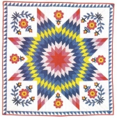 Prairie Star- Digital Download Pattern
